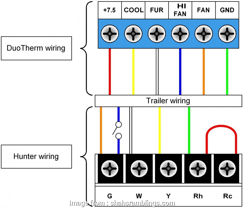 electric thermostat wiring diagram Hunter 44155c Thermostat Wiring Diagram Electrical Circuit Hunter Thermostat Wiring Colors Wire Center • Electric Thermostat Wiring Diagram Brilliant Hunter 44155C Thermostat Wiring Diagram Electrical Circuit Hunter Thermostat Wiring Colors Wire Center • Ideas