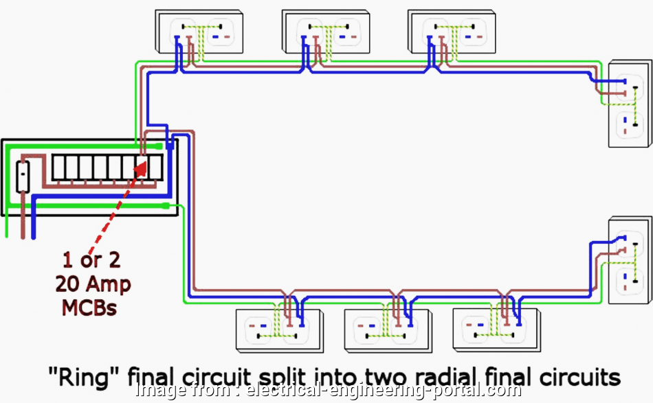 electrical consumer unit wiring diagram Good consumer unit design, low electric fields in, house 16 Popular Electrical Consumer Unit Wiring Diagram Pictures