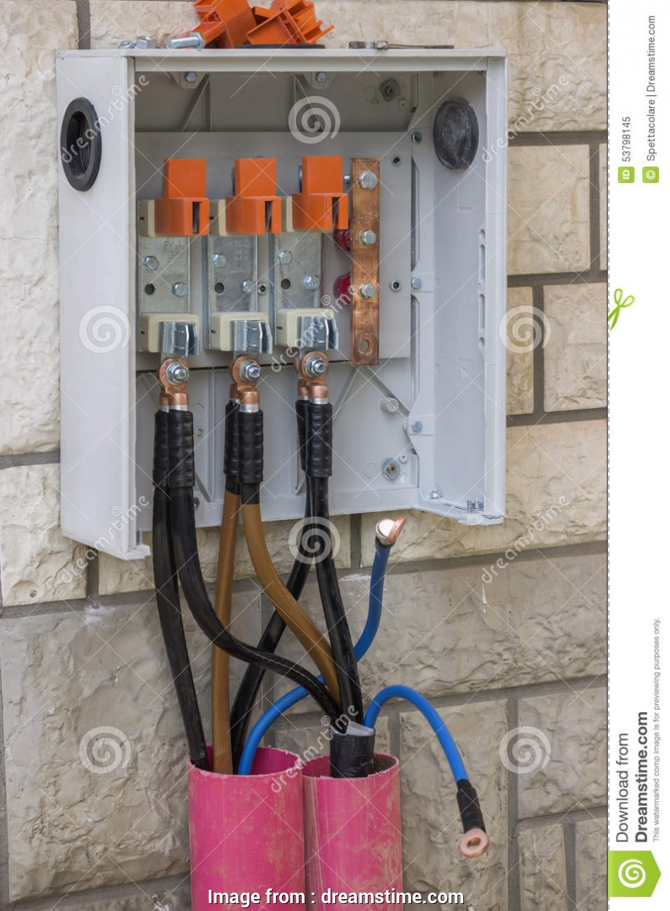 electrical panel wiring 3 phase 3 Phase High Voltage Breaker, Stock Image, Image of installing 16 Nice Electrical Panel Wiring 3 Phase Collections