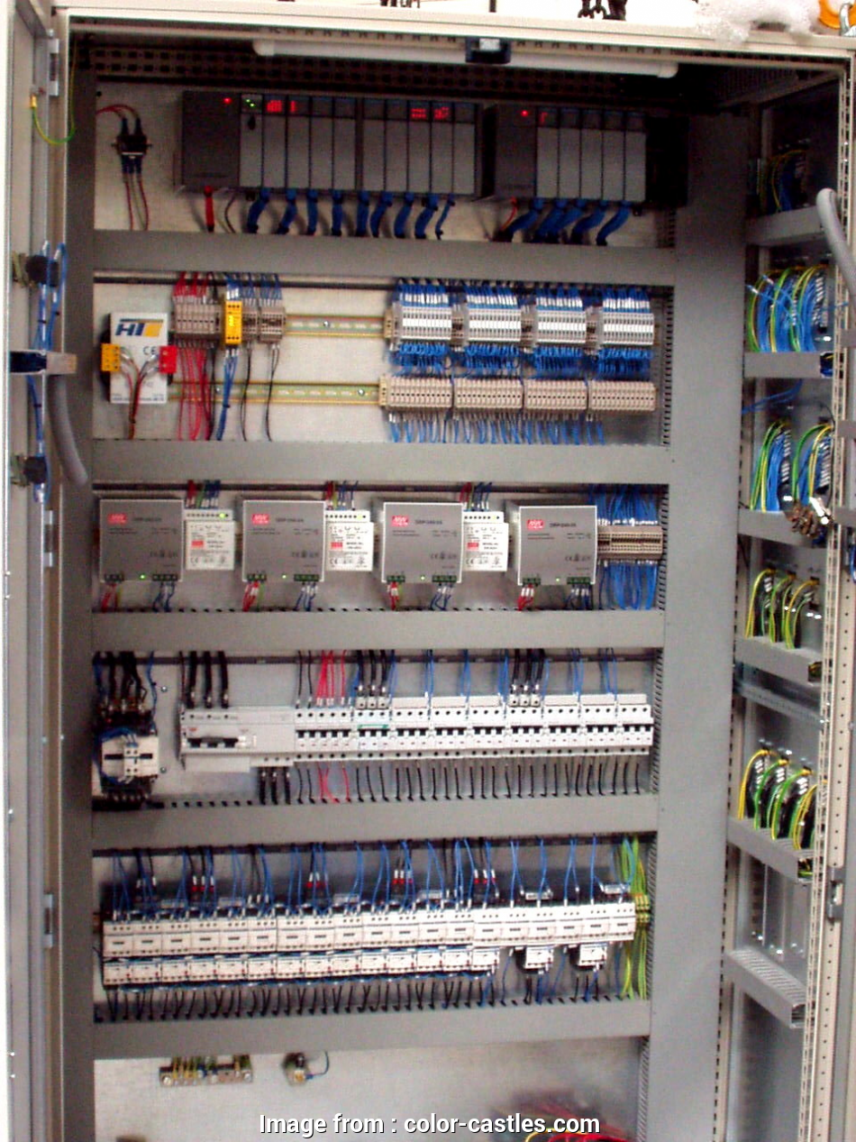 Electrical Panel Wiring Design Software Nice Electrical