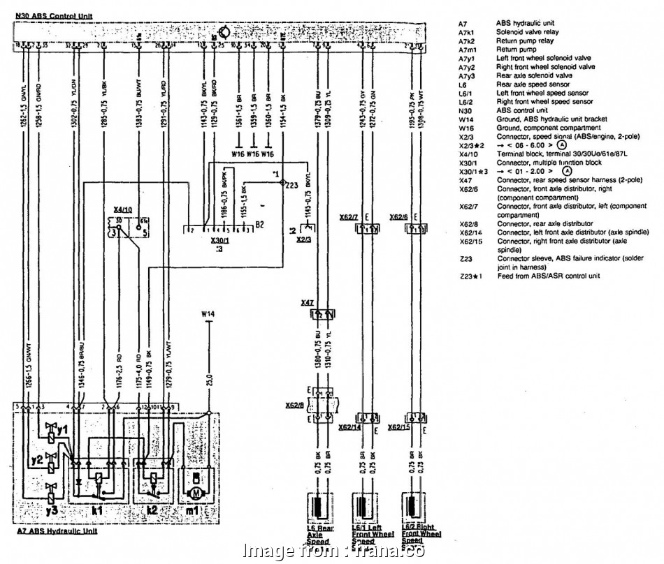 Electrical Wiring Diagram Mercedes Most Mercedes  Wiring