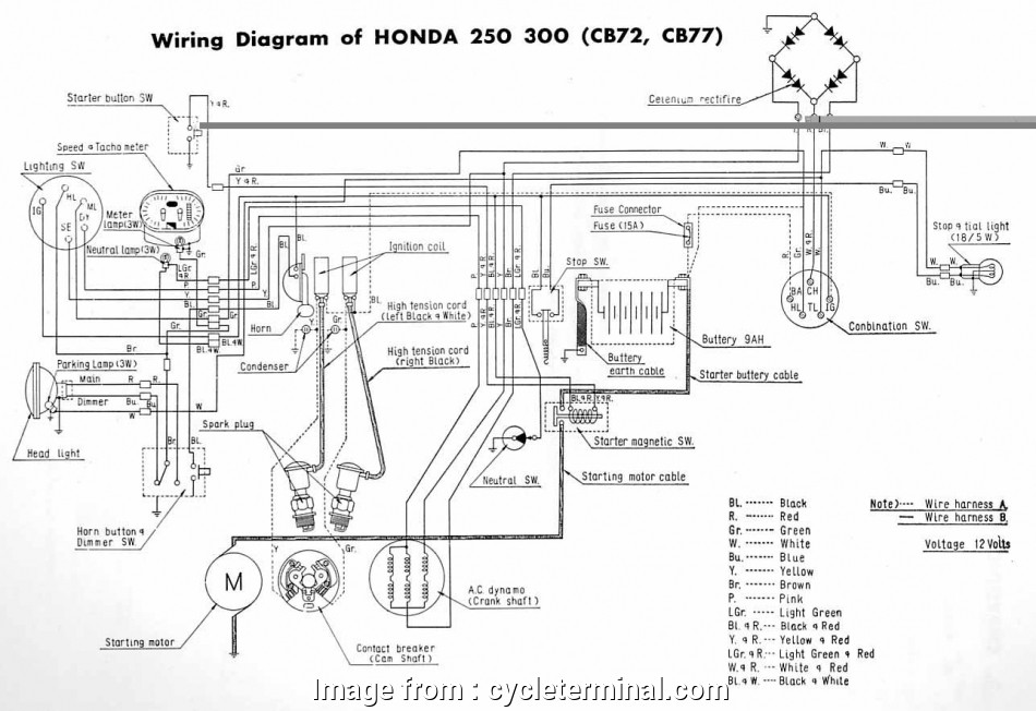electrical wiring diagram of motorcycle Motorcycle Wiring Diagrams 17 Best Electrical Wiring Diagram Of Motorcycle Solutions