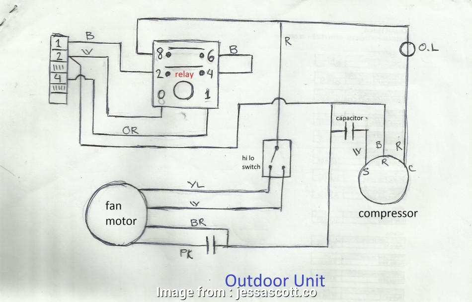 Automotive Air Con Wiring Diagram