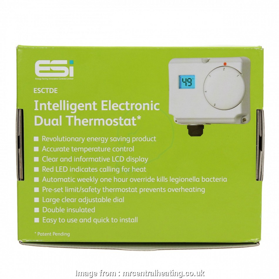 Esi Thermostat Wiring Diagram Cleaver Esi Electronic Dual