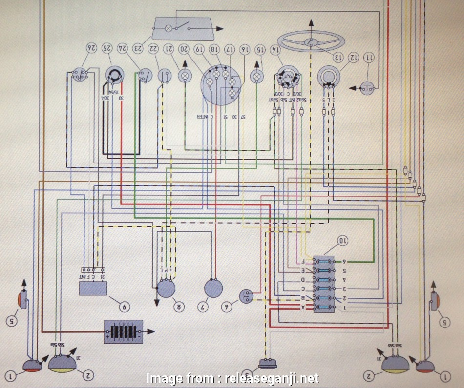 Fiat  Starter Wiring Diagram Perfect Grace Andy S Fiat  Restoration Blog Throughout Wiring