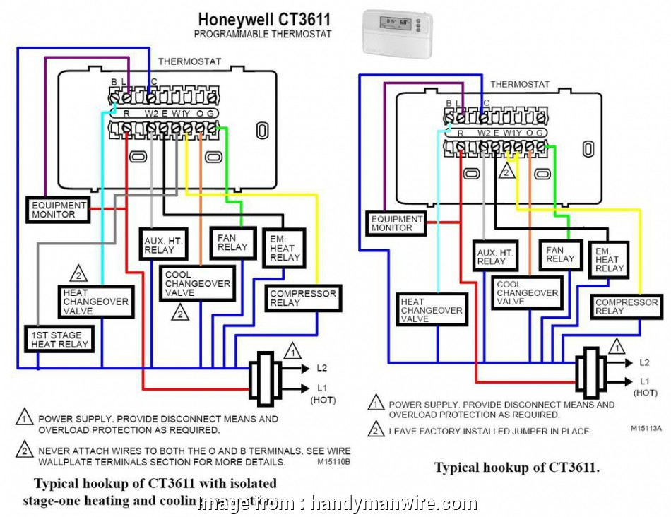 Global Components Thermostat Wiring Diagram Perfect