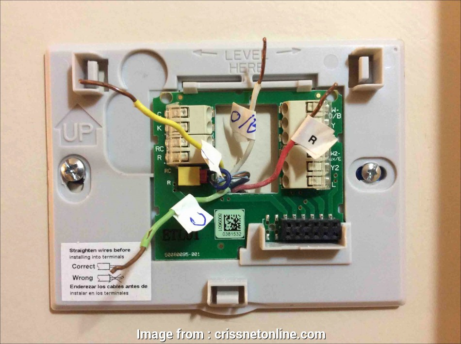 Honeywell 6000 Thermostat Wiring Diagram Simple Honeywell