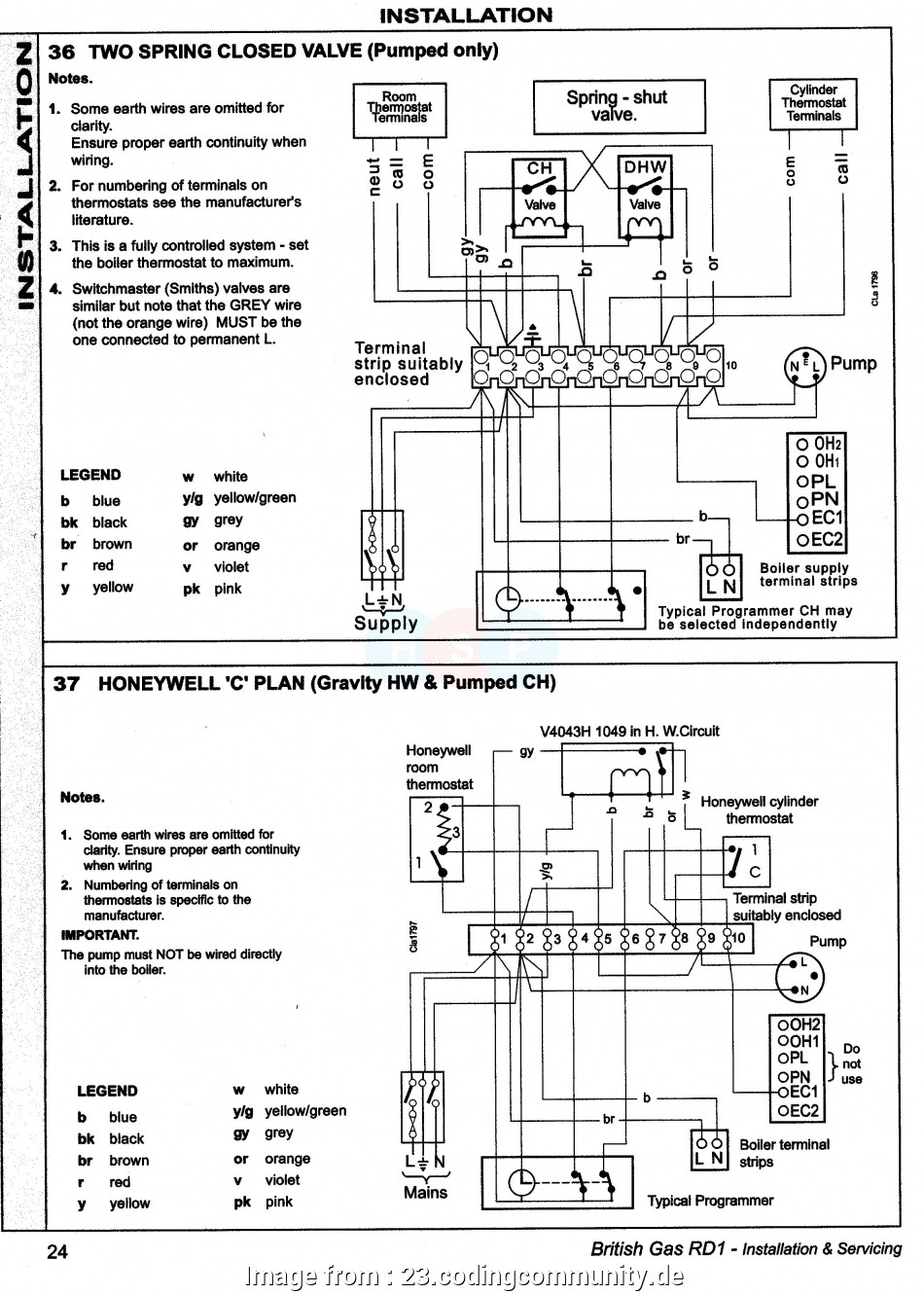 Honeywell Pipe Thermostat Wiring Diagram Brilliant Frost