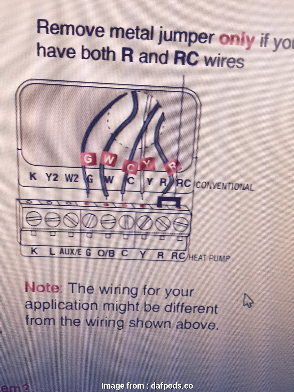 Honeywell Thermostat  3000 Wiring Diagram Top Honeywell 3000 Thermostat Wiring Diagram Wire