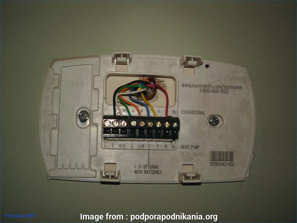 Honeywell Thermostat Th6110d1021 Wiring Diagram Practical