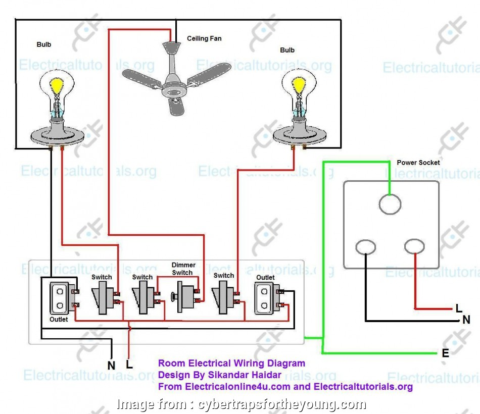 House Wiring Light Switch Nice House Wiring Plan Drawing Inspirational Typical Wiring Diagram