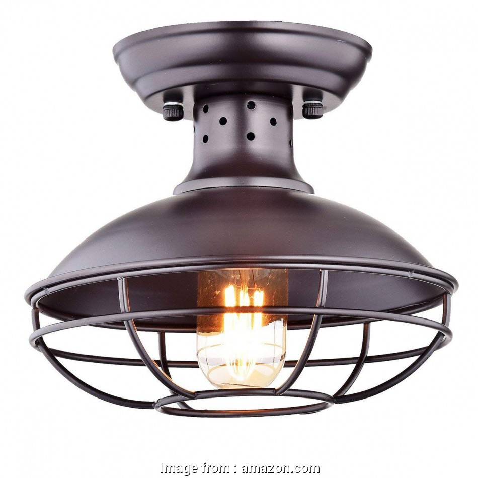 how to install a ceiling mount light fixture Dazhuan Industrial Vintage Metal Cage Pendant Lighting Semi Flush Mount Ceiling Light Lamp Fixture, Hanging Chandelier, Amazon.com How To Install A Ceiling Mount Light Fixture New Dazhuan Industrial Vintage Metal Cage Pendant Lighting Semi Flush Mount Ceiling Light Lamp Fixture, Hanging Chandelier, Amazon.Com Photos