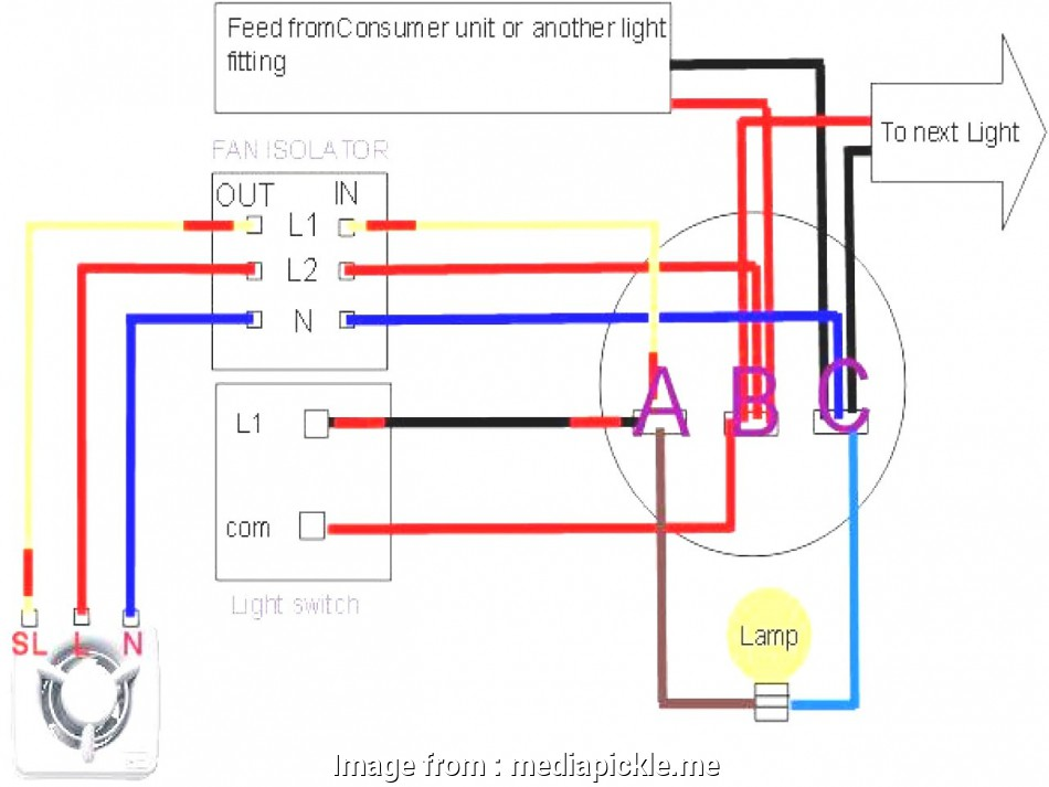 How To Install  Way Light Switch Diagram Perfect 3  Light