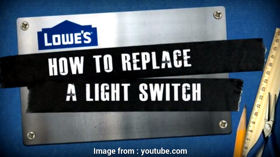 how to wire a double light switch youtube How to Replace a Light Switch 15 Creative How To Wire A Double Light Switch Youtube Collections