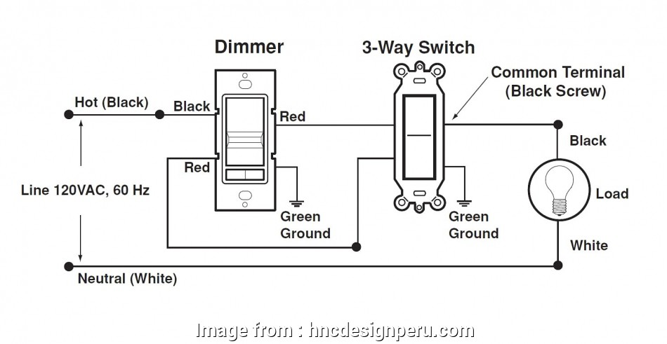 How To Wire A Light Switch 3 Black Wires Perfect     Leviton Light Switch Wiring Diagram Single
