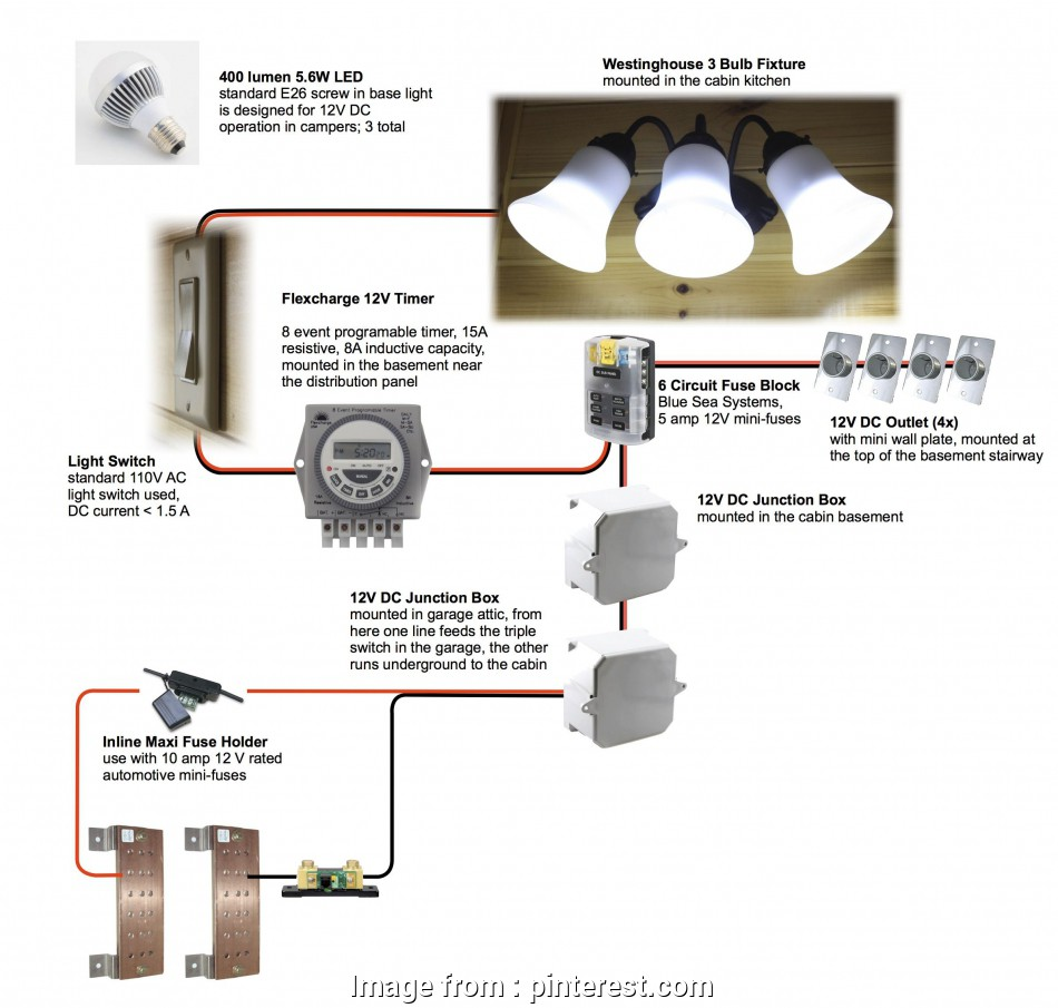 how to wire a light switch from panel 12 volt light switch wiring diagram, Google Search, RV stuff How To Wire A Light Switch From Panel Fantastic 12 Volt Light Switch Wiring Diagram, Google Search, RV Stuff Galleries