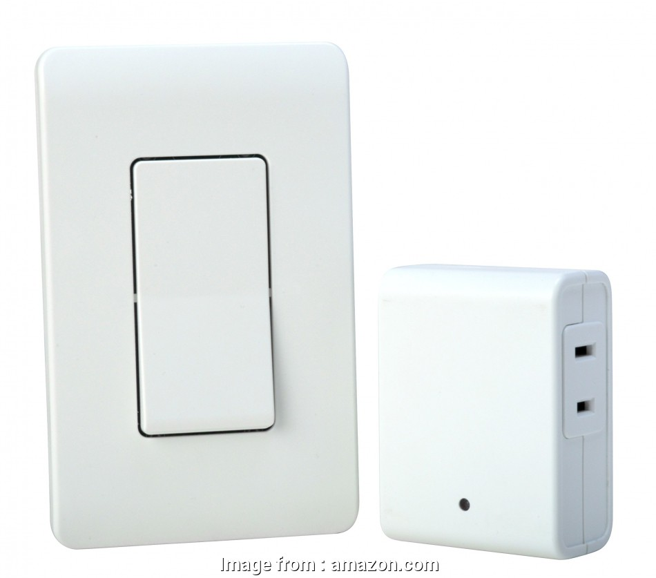 How To Wire A Light Switch Plug New Woods Indoor Remote