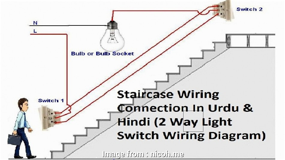How To Wire A Rheostat Light Switch Fantastic Way Switch Wire Diagram Light With Dimmer Wiring