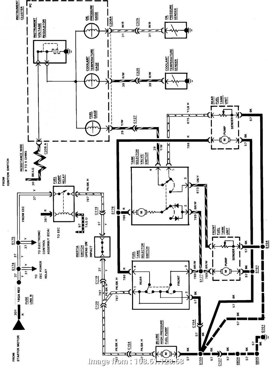 How To Wire A Valve Switch Popular Ford E  Need Selector Valve  Dual Tank Wiring Diagram Wire Rh