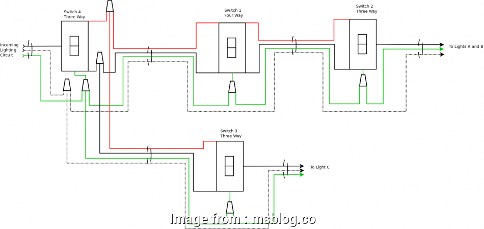 How To Wire  Gang 3  Switch Creative Electrical Is It
