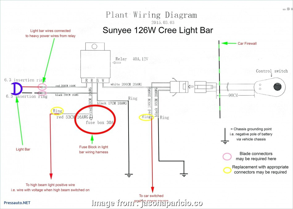 How To Wire  Switches To  Light 12v Creative Diagram