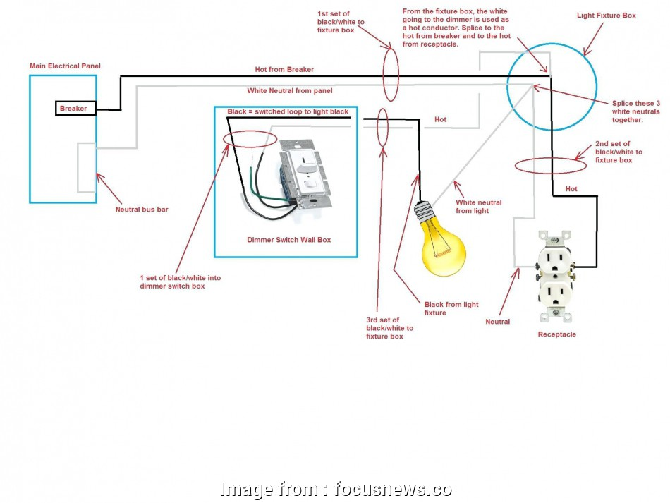 How To Wire  Switches To  Light Australia Brilliant Wiring