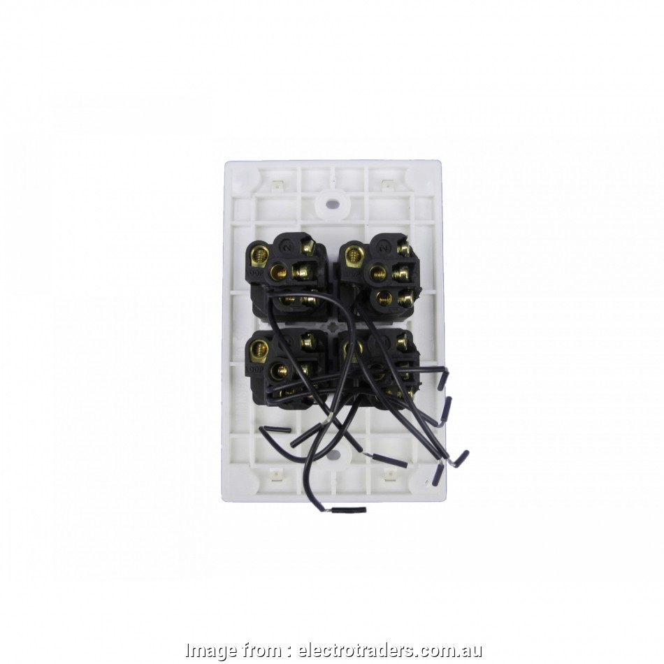 How To Wire Up  Gang Light Switch New     Opal Series