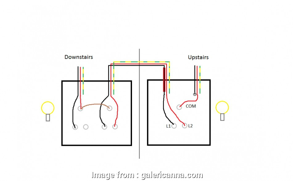 how to wire up  way light switch most 1 gang 2  light