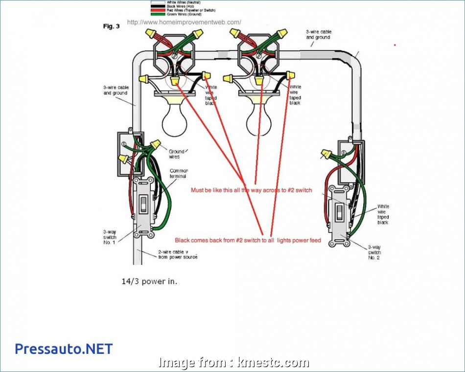How To Wire  Way Switch As A Single Pole Best 3  Switch Single Pole Wiring Diagram Awesome