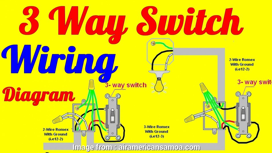 How To Wire  Way Switch To  Lights New     Leviton 3