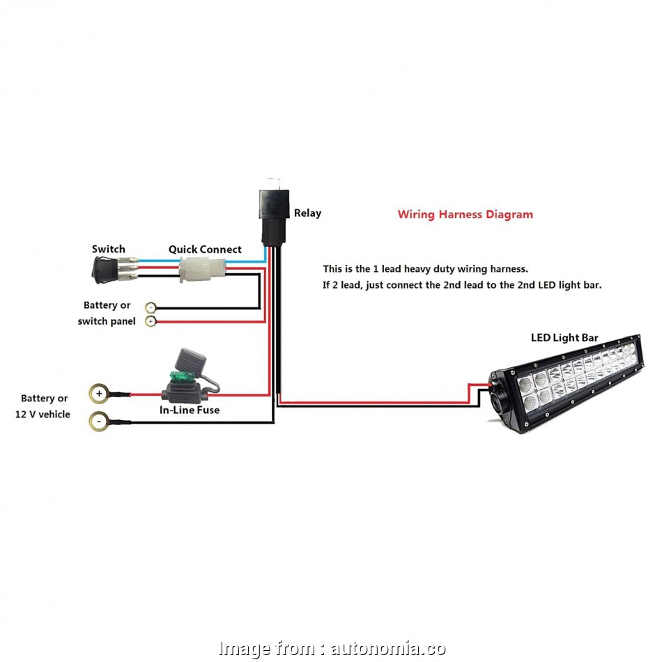 Rugged Ridge Light Bar Wiring Diagram from tonetastic.info