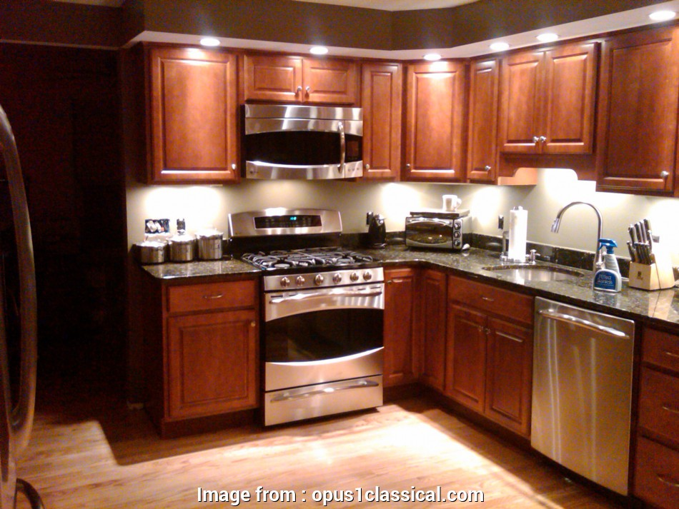 Installing Recessed Lighting In Kitchen Cabinets Simple ...