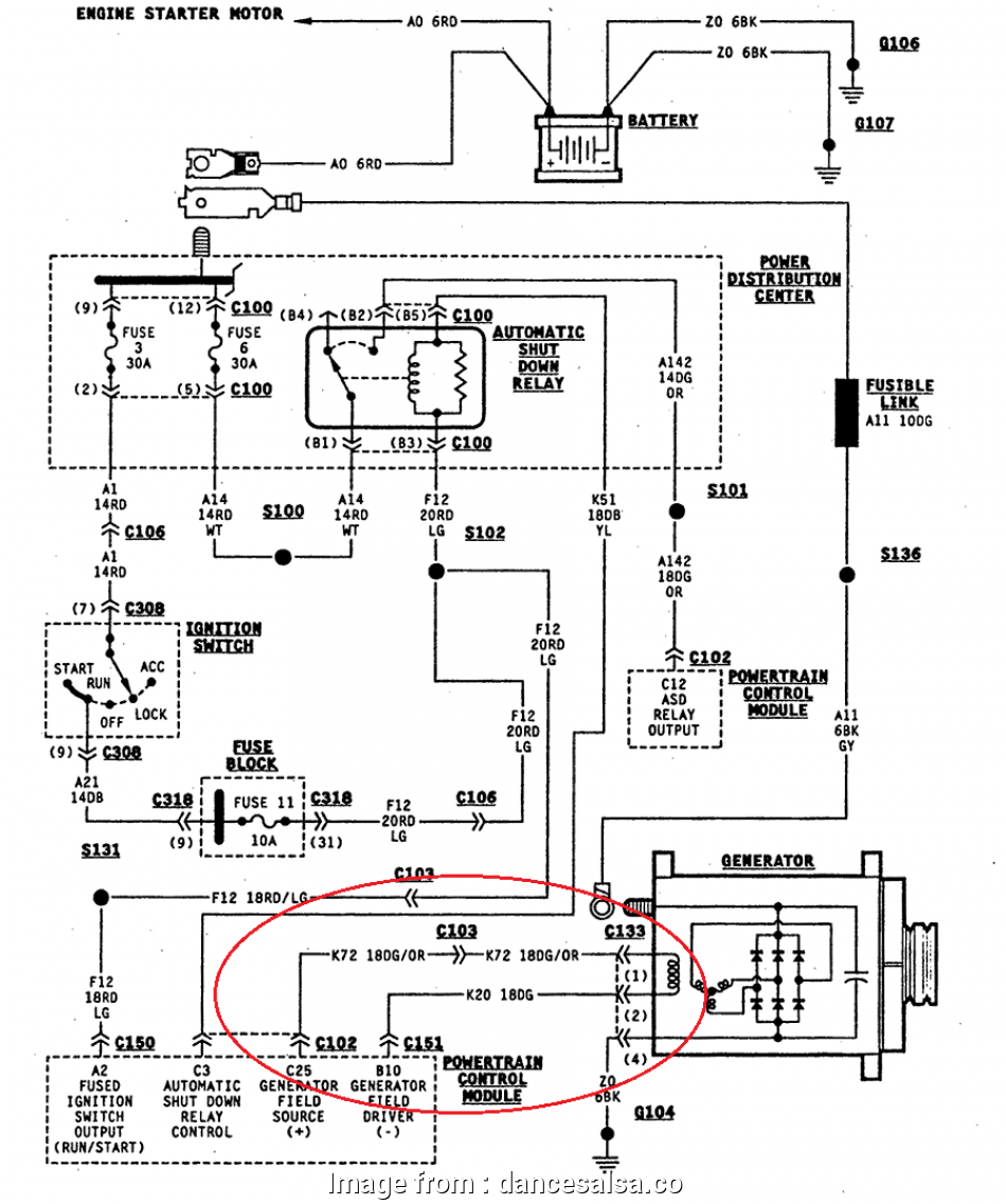 Jeep Tj Electrical Wiring Diagram Professional 2013 Jeep