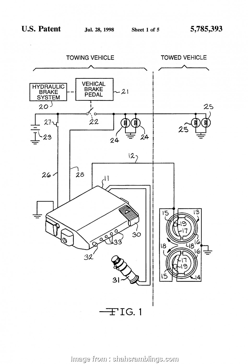 kelsey trailer brake controller wiring diagram Journey Brake Controller Wiring Diagram, Wiring Diagram Of Trailer Brakes & Ford E250 Trailer Wiring Diagram 18 Fantastic Kelsey Trailer Brake Controller Wiring Diagram Ideas