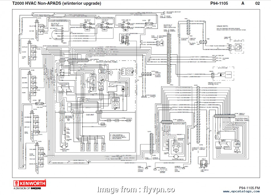 Kenworth W900 Starter Wiring Diagram Professional 2000