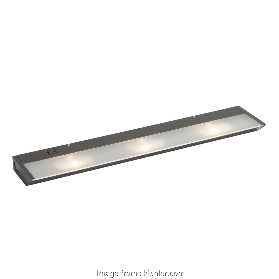 Kichler Dimmable Direct Wire  Under Cabinet Lighting