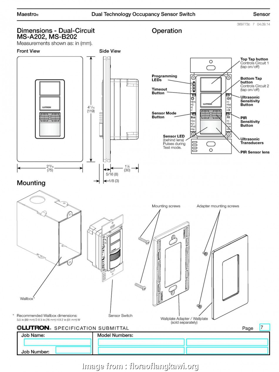 Lutron Dimmer Switch Wiring Brilliant Wiring Diagram
