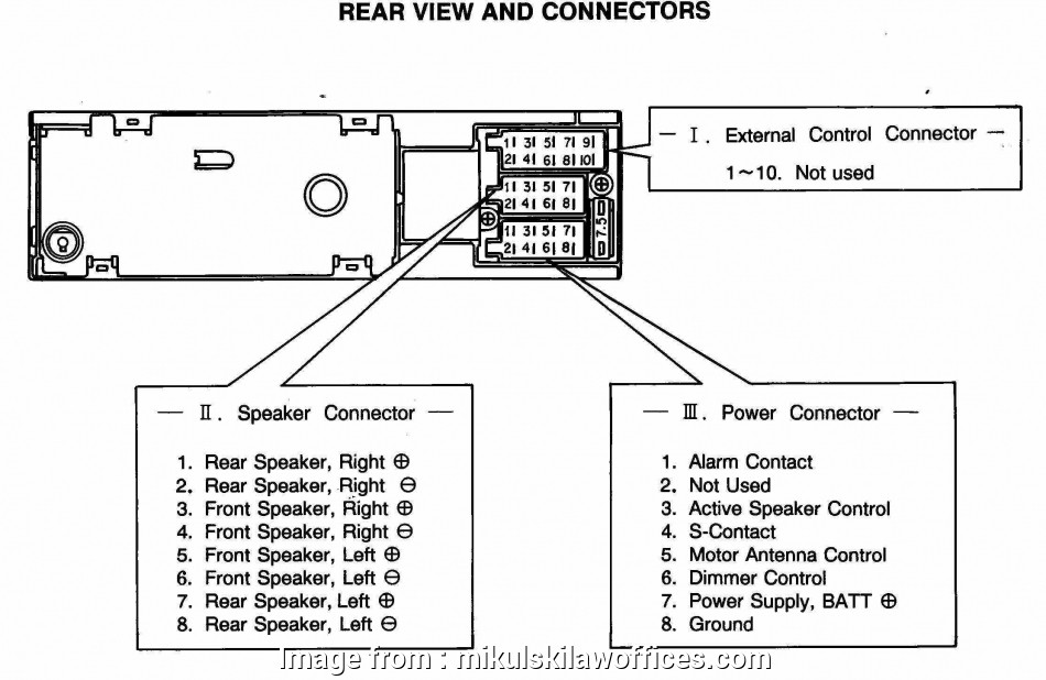Mazda 5 Electrical Wiring Diagram Best Hyundai  Stereo