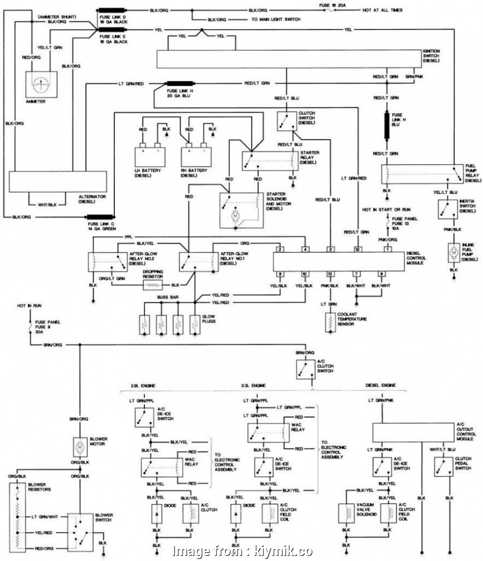 Massey Ferguson 135 Alternator Wiring Diagram from tonetastic.info