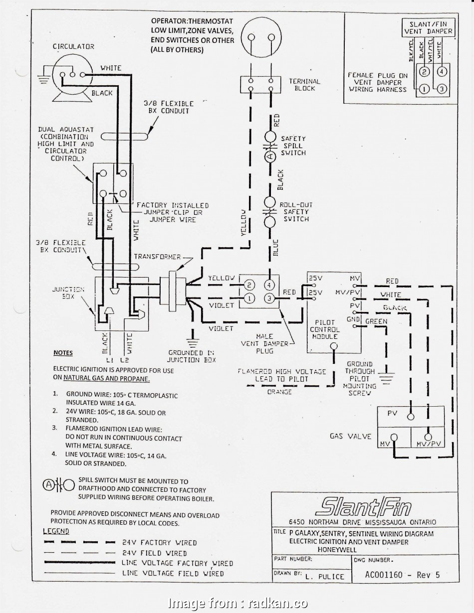Miller Thermostat Wiring Diagram Practical Furnace  Limit