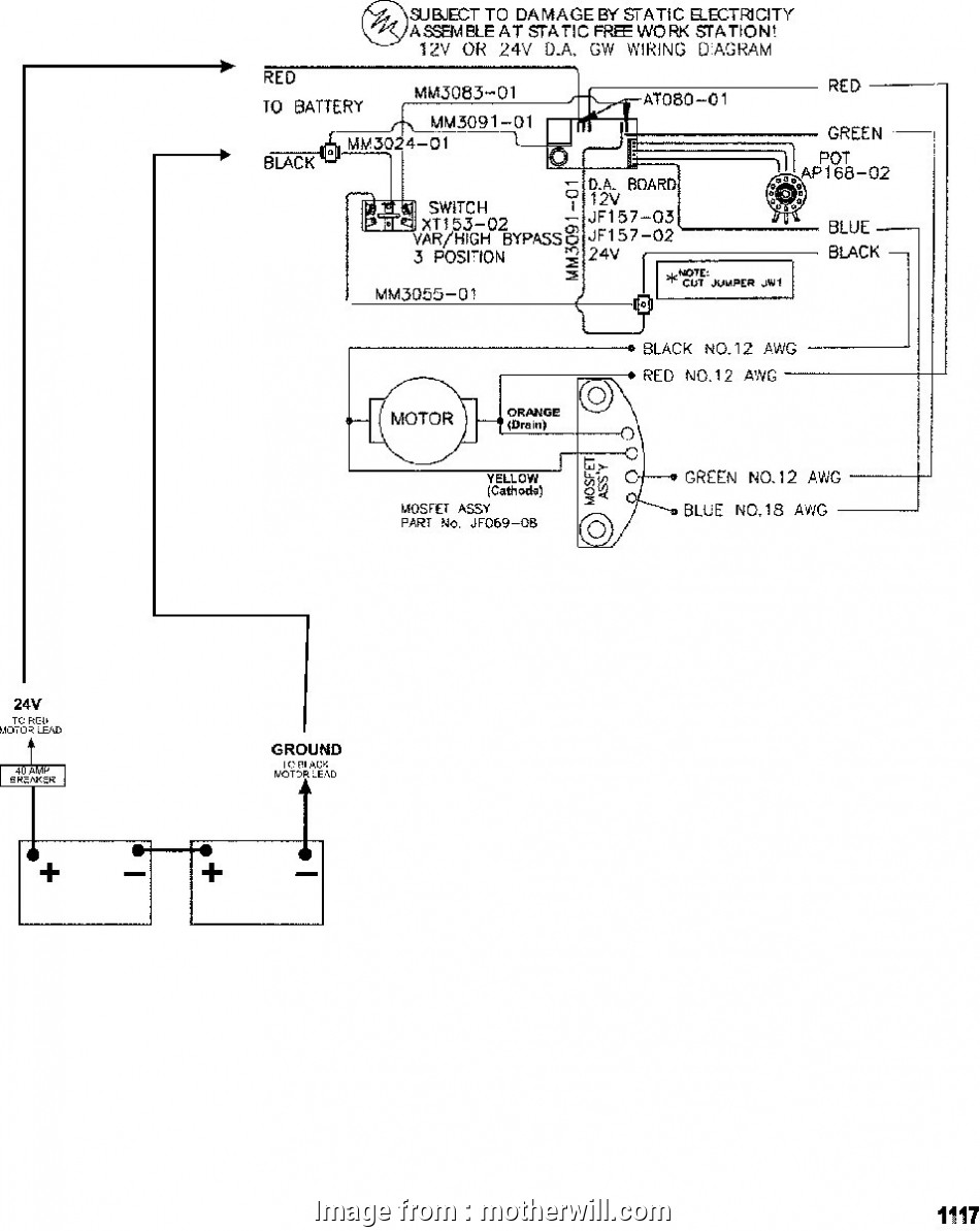 Motorguide Trolling Motor Wiring Diagram Top Wire Diagram Model Gwb67v Gwt67v Perfprotech  With