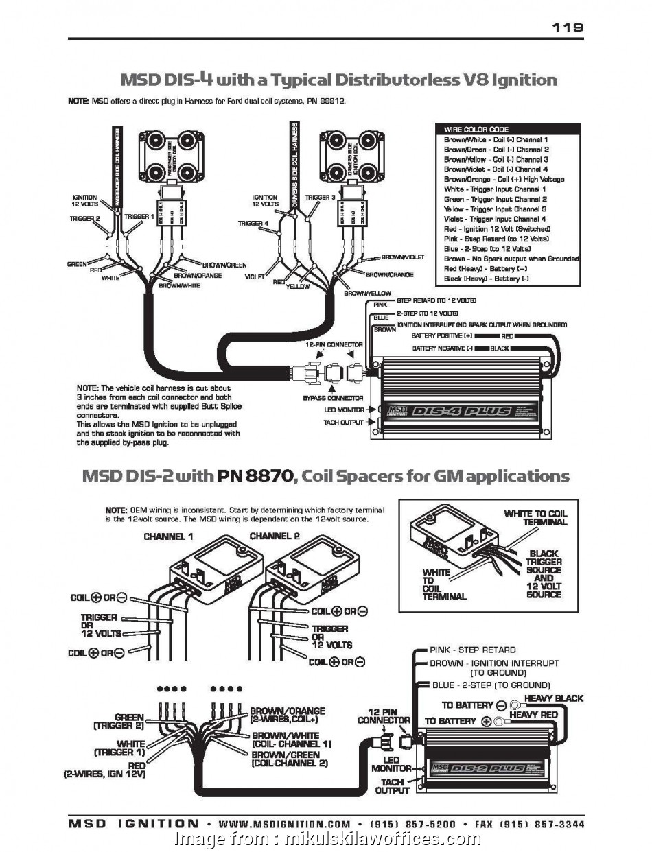 Msd 6a Wiring Diagram Chevy Hei Professional Chevy Starter Wiring Diagram  Best Of  6al Wiring