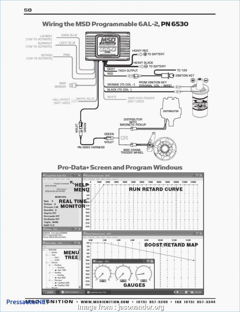 Msd 6a Wiring Diagram Hei Creative Msd 6a Wiring Diagram  Wiring Pictures