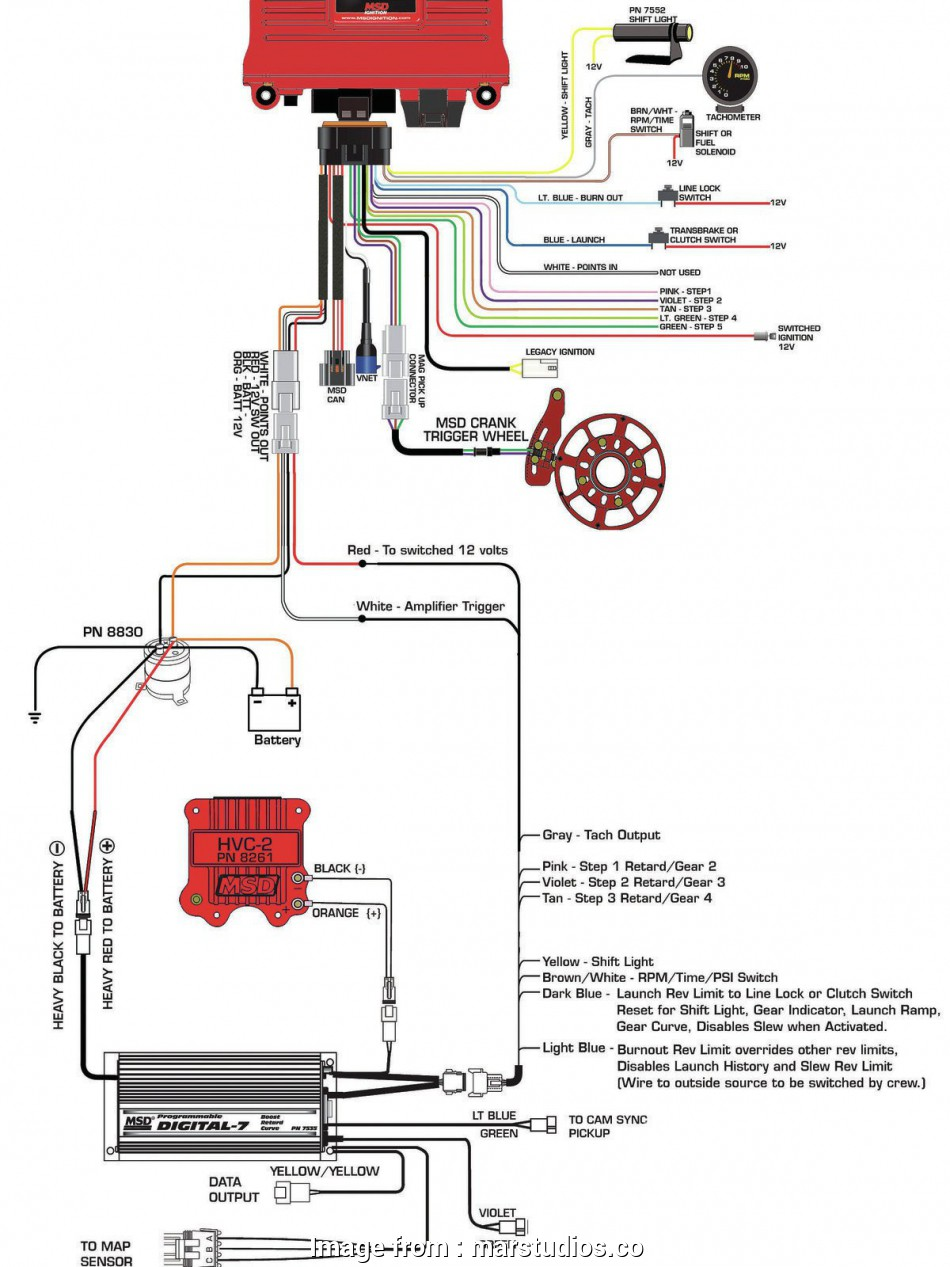 Msd Grid To  Wiring Diagram Most Msd Grid Wiring Diagram