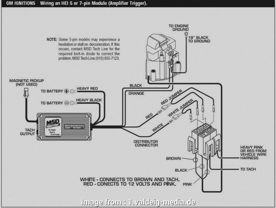 8 Best Msd Ignition  Wiring Diagram Images