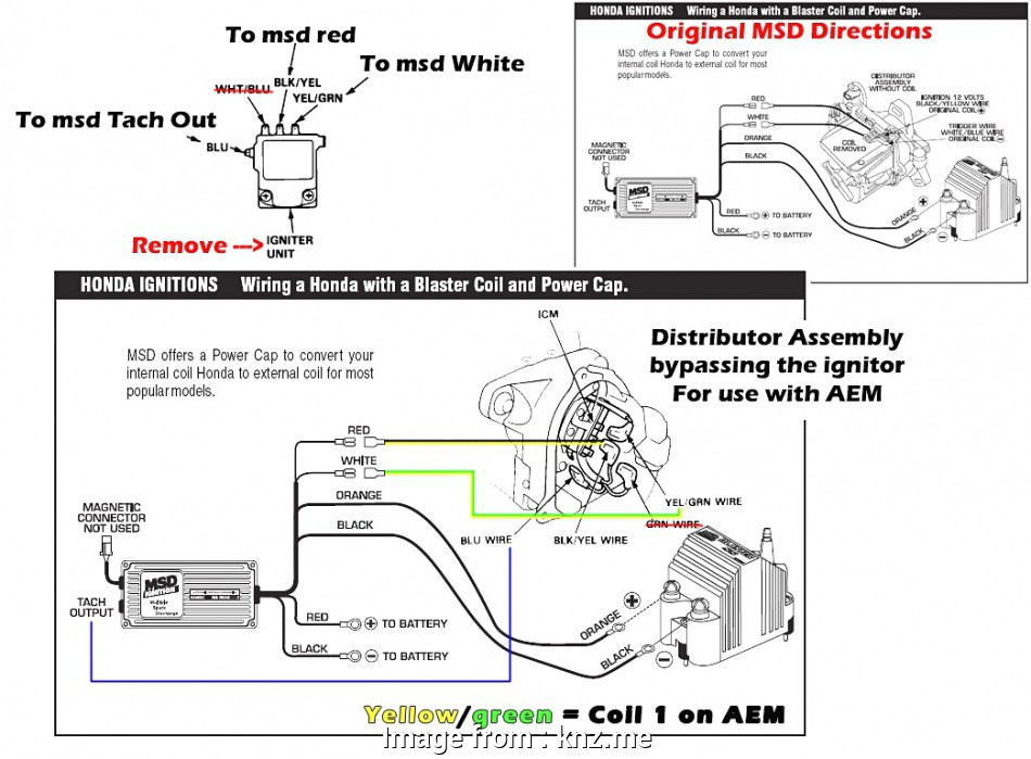 Msd  Wiring Diagram Lt1 Most Wonderful  6al 6420 Wiring Diagram  Photos Electrical In