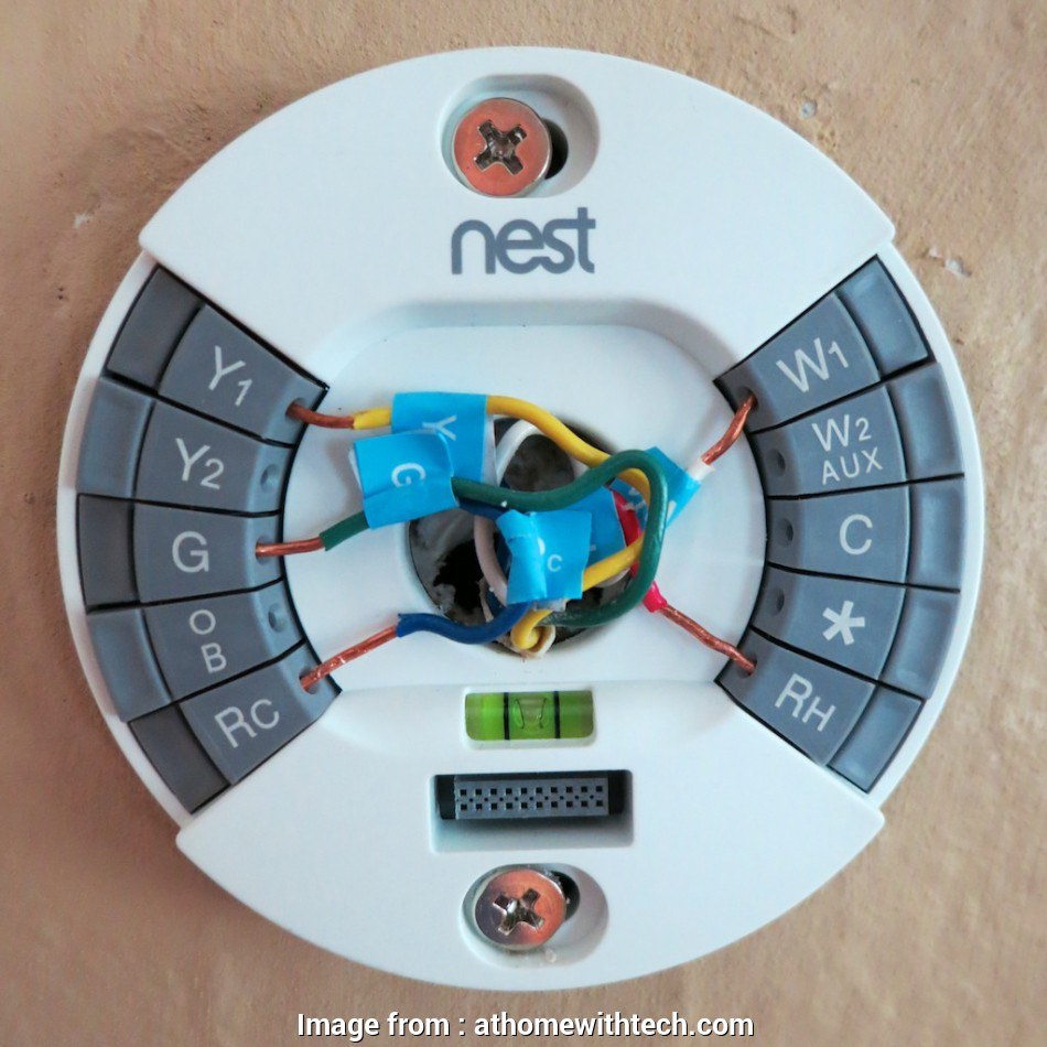Nest Wiring Diagram Rc Or Rh Best Happily Married To My