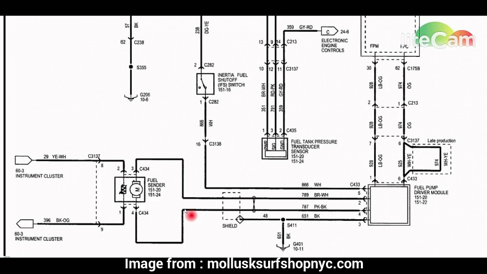 Onan Starter Wiring Diagram Cleaver 1997 Ford Expedition ...