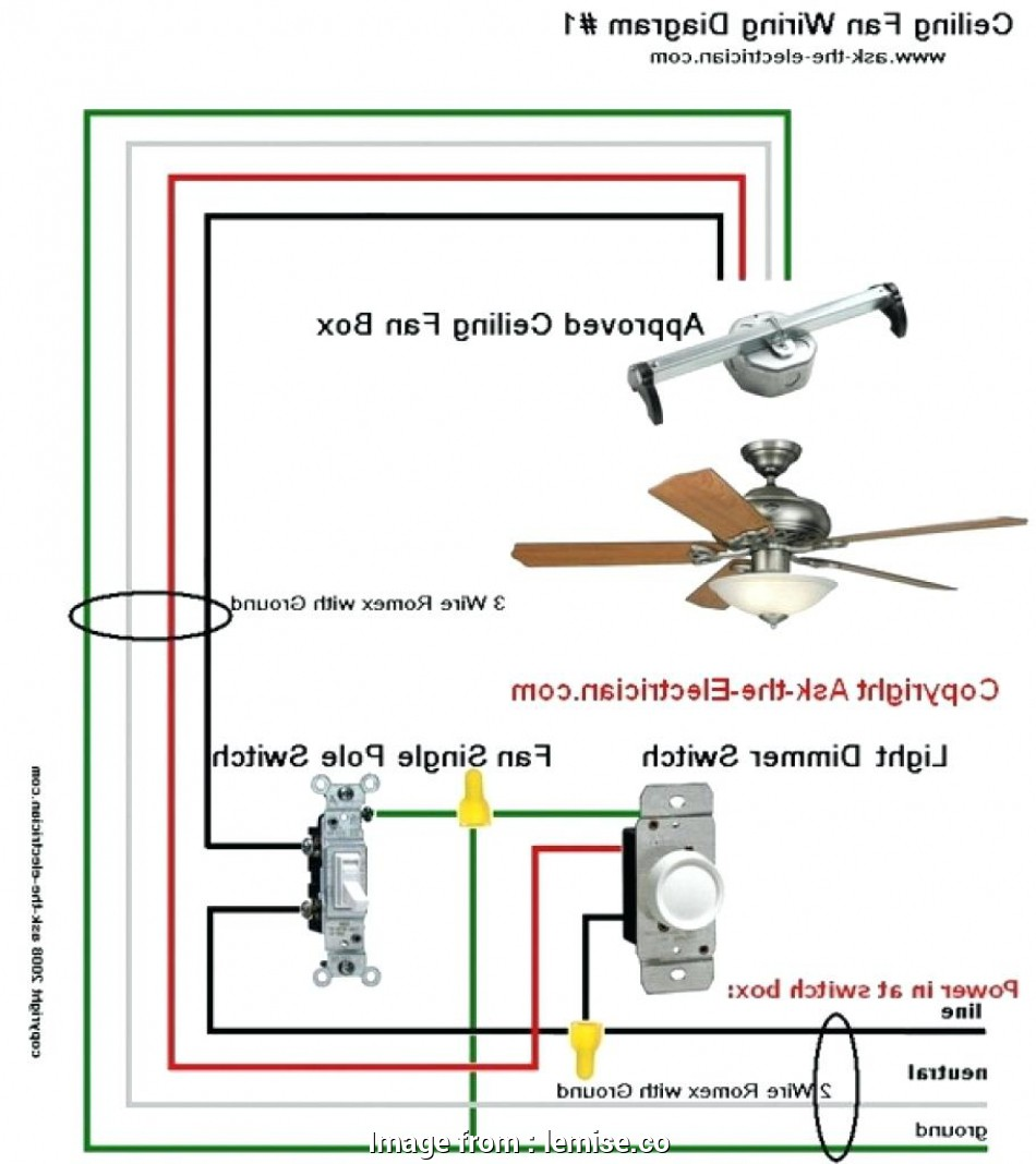 Remote Control Ceiling  Wiring Diagram Perfect Harbor Breeze Ceiling  Wiring Diagram On  To Wire