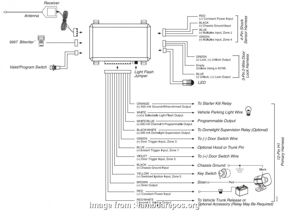 Compustar Wiring Diagram from tonetastic.info